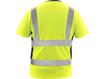Obrázek z CXS EXETER Reflexní tričko žluté