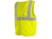 Obrázek z CXS DORSET Reflexní vesta žlutá