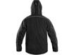 Obrázek z CXS VANCOUVER Pánská softshellová bunda černá - zimní