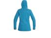 Obrázek z CXS PAGE Dámská softshellová bunda modrá