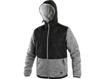 Obrázek z CXS CARSON Pánská zimní bunda šedo / černá