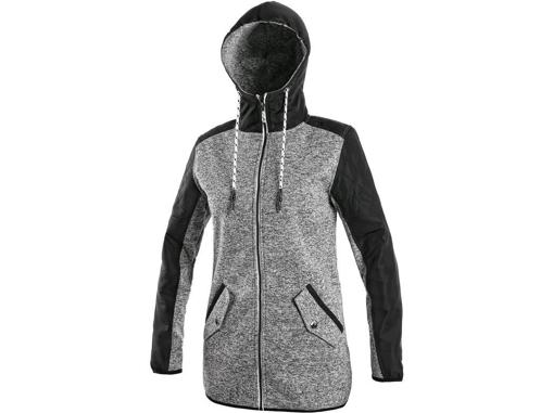 Obrázek z CXS CAPE Dámská bunda šedá