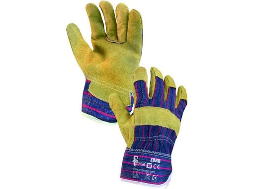 Obrázek z CXS ZORO Pracovní kombinované rukavice