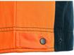Obrázek z CXS SIRIUS BRIGHTON Montérková blůza modro-oranžová