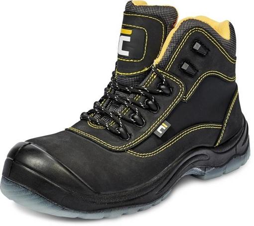 Obrázek z ČERVA BK TPU MF S3 SRC Pracovní kotníková obuv