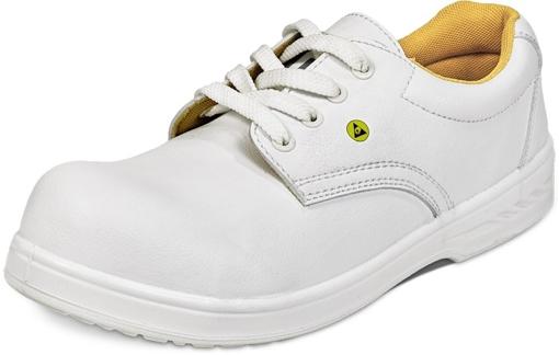 Obrázek z RAVEN ESD O1 SRC Pracovní obuv bílá