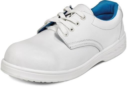 Obrázek z RAVEN O2 SRC Pracovní obuv bílá
