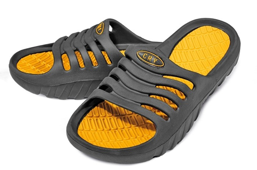 Obrázek z CRV SENNEN Dámské pantofle žluté