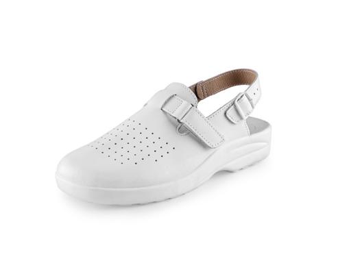 Obrázek z CXS WHITE MIKA Pracovní sandále