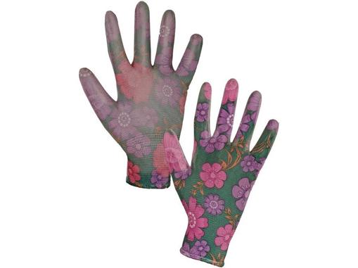 Obrázek z CXS LEIVA Pracovní polomáčené rukavice dámské