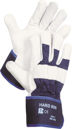 Obrázek z BAN HARD 808 03120 Kombinované pracovní rukavice