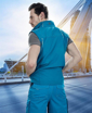 Obrázek z VISION Softshellová vesta modrá