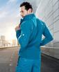 Obrázek z VISION Softshellová funkční bunda modrá