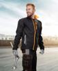 Obrázek z VISION Softshellová funkční bunda černá