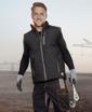 Obrázek z VISION Zimní softshellová vesta černá
