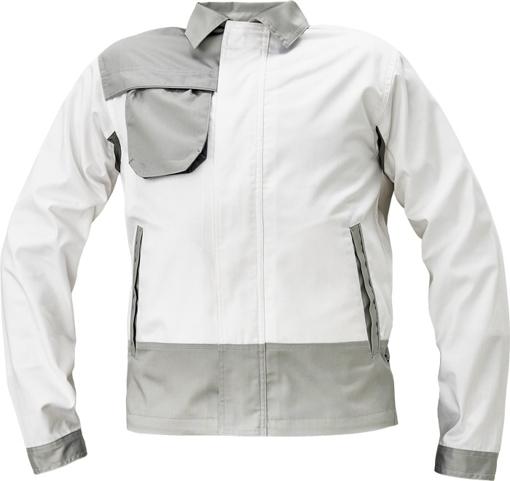 Obrázek z Červa MONTROSE Pracovní montérková bunda - bílá