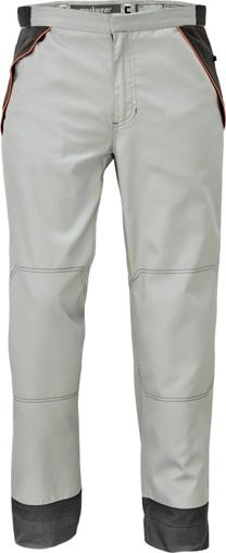 Obrázek z Červa MONTROSE Pracovní kalhoty do pasu šedé