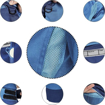 Obrázek z Červa MONTROSE LADY Montérková blůza modrá