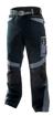 Obrázek z R8ED+ Pracovní kalhoty do pasu černé zkrácené
