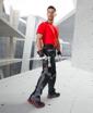 Obrázek z R8ED+ Pracovní kalhoty do pasu černé