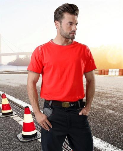 Obrázek z R8ED+ Tričko červené