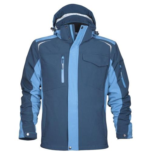 Obrázek z R8ED+ Softshellová bunda modrá