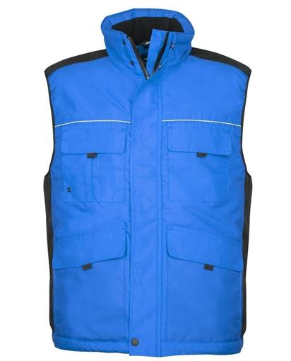 Obrázek z ARDON SWEN Pánská zateplená vesta modrá