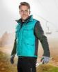 Obrázek z ARDON SWEN Pánská zateplená vesta zelená