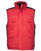 Obrázek z ARDON SWEN Pánská zateplená vesta červená