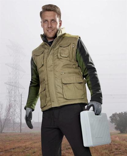 Obrázek z ARDON DANNY Pánská vesta zelená