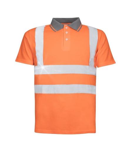 Obrázek z ARDON HI-VIZ Reflexní polokošile oranžová