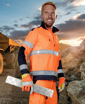 Obrázek z ARDON PATROL 01 Reflexní blůza oranžová