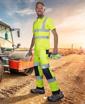 Obrázek z ARDON PATROL 02 Reflexní kalhoty žluté