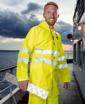 Obrázek z ARDON AQUA Reflexní bunda s kapucí žlutá