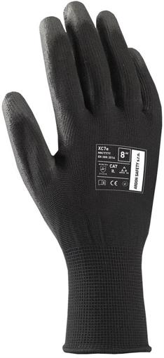 Obrázek z Ardon XC7e BLACK Pracovní rukavice