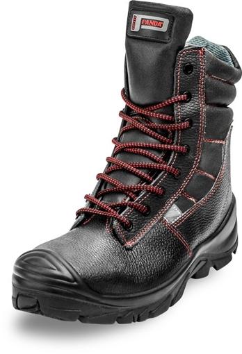 Obrázek z PANDA CAVALLINO HIGH ANKLE S3 CI SRC Pracovní obuv