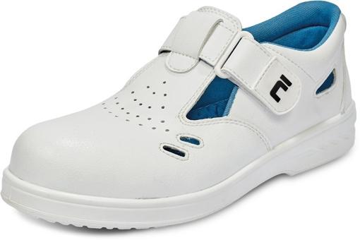 Obrázek z RAVEN WHITE SANDAL S1 SRC Pracovní obuv
