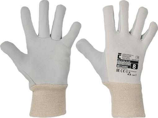 Obrázek z Červa PELICAN PLUS Pracovní rukavice - 120 párů