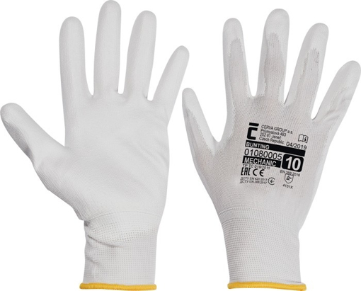 Obrázek z Červa BUNTING Pracovní rukavice