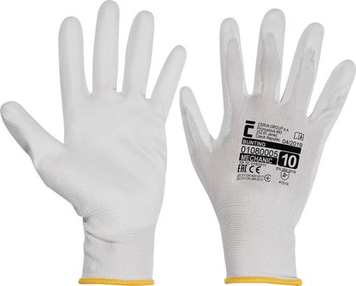 Obrázek z Červa BUNTING Pracovní rukavice - 240 párů