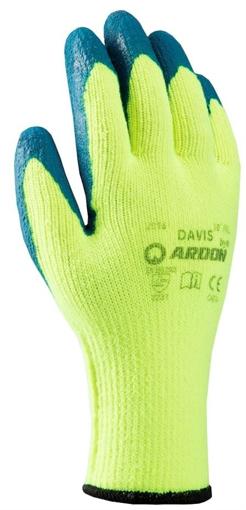 Obrázek z ARDON DAVIS Pracovní rukavice - zimní