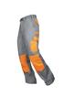 Obrázek z 2STRONG Pracovní kalhoty do pasu šedé