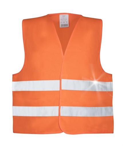 Obrázek z ARDON ALEX Reflexní vesta oranžová