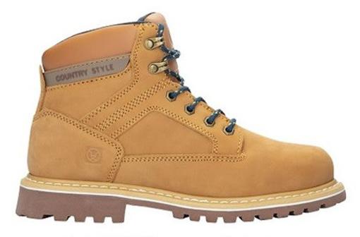 Obrázek z Ardon FARM HIGH OB žlutá Pracovní obuv