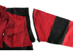 Obrázek z CXS LUXY DIANA Montérková blůza červeno / černá