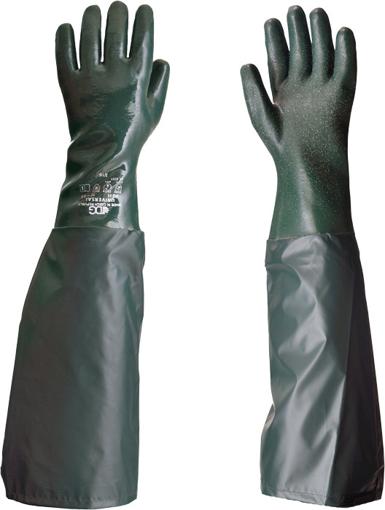 Obrázek z DG UNIVERSAL ZDRSNĚNÉ Pracovní rukavice