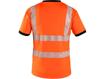 Obrázek z CXS RIPON Reflexní tričko oranžové