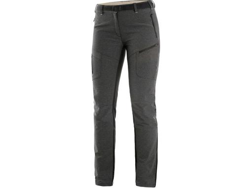 Obrázek z CXS PORTAGE Dámské kalhoty šedo / černé