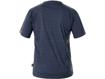 Obrázek z CXS ESD NOME Pánské tričko tmavě modré