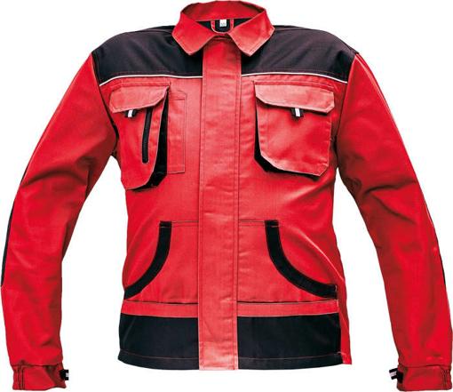 Obrázek z Fridrich & Fridrich CARL BE-01-002 Montérková blůza červená